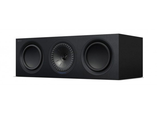 KEF Q650c Center Channel Speaker - Black