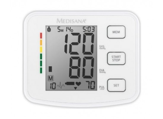 Medisana PR-B90 Upper Arm Blood Pressure 2