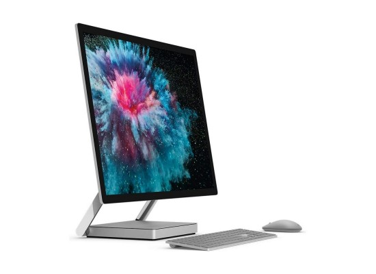 Microsoft Surface Studio 2 NVDIA 6GB Core i7 16GB RAM 1TB SSD 28 inch Touchscreen All-in-one Desktop - Platinum 4