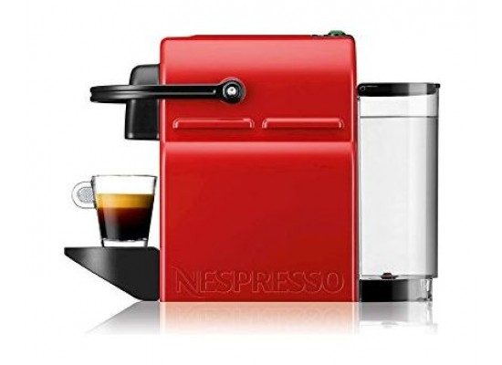Nespresso Inissia Coffee Machine (D040) - Red