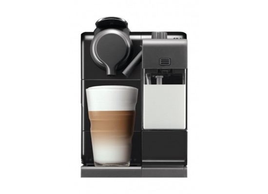 Nespresso Lattissima Touch Coffee Machine (F21-ME-BK-NE) - Black
