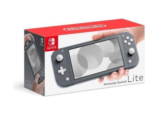 Nintendo Switch Lite Gaming Console - Grey