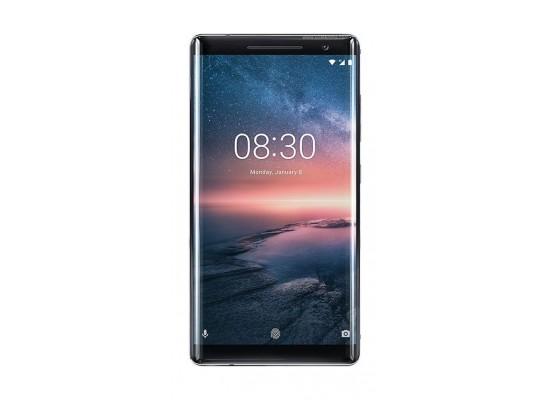 Nokia 8 Sirocco 128 Phone - Black