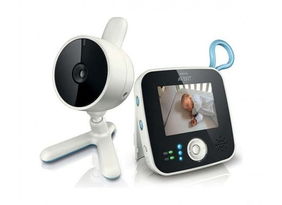 Philips Avent Digital Video Baby Monitor - SCD610/01