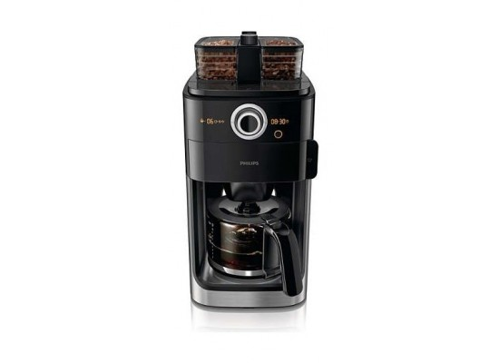 Philips Grind and Brew Coffee Maker - HD7762 1
