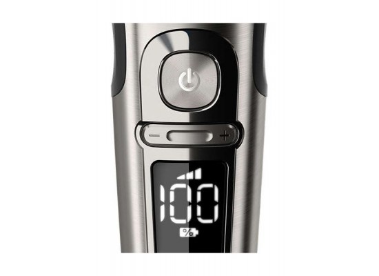 Philips Prestige S9000 Series Wet and Dry Electric Shaver - SP9860/13 a