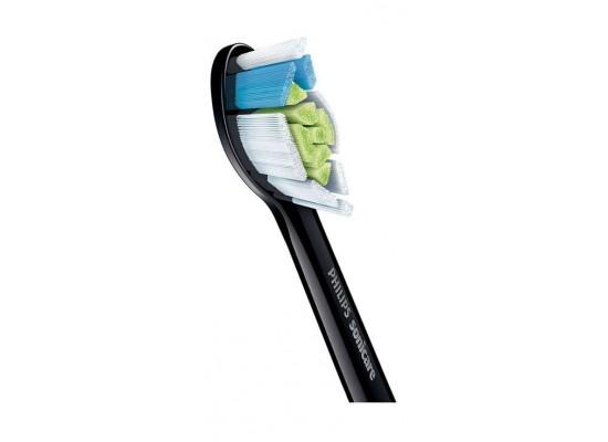 Philips Sonicare W2 Optimal White Standard Sonic Toothbrush Heads - Black 2