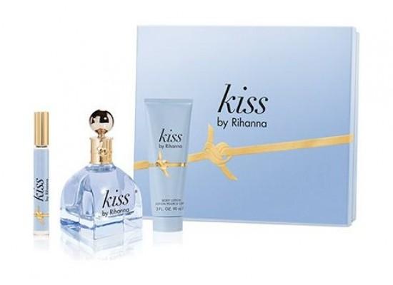 Riri Kiss Gift Set by Rihanna 100ml For Women Eau de Parfum
