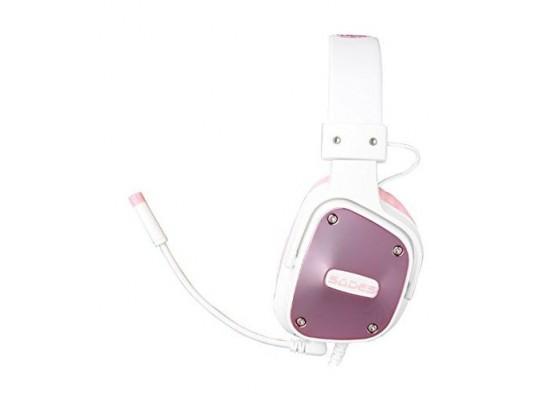 Sades Dpower Gaming Headset - Pink 3