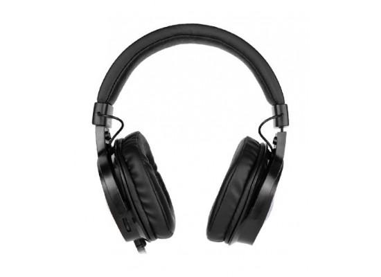 Sades Dpower Gaming Headset - Black/Blue