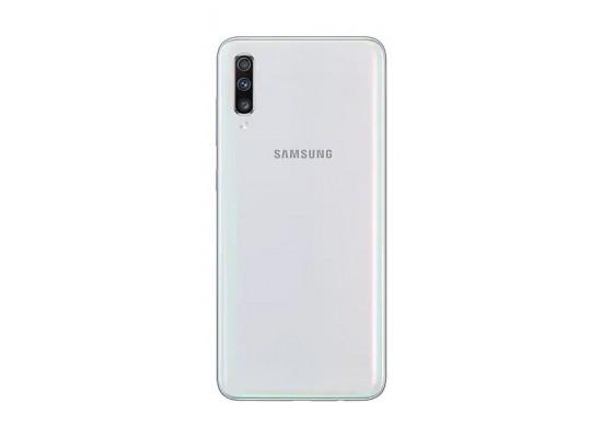 Samsung Galaxy A70 128GB Phone - White3