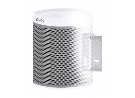 Sonos Tilt and Swivel Wall Mount Bracket for Sonos Play:1 - White