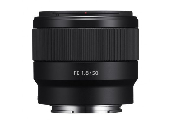 Sony FE 50mm F/1.8 Camera Lens - SEL50F18F 1