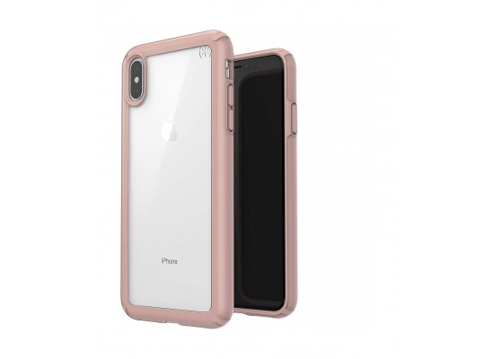 Speck Presidio Protective Case for Apple iPhone XS MAX , Rose Gold
