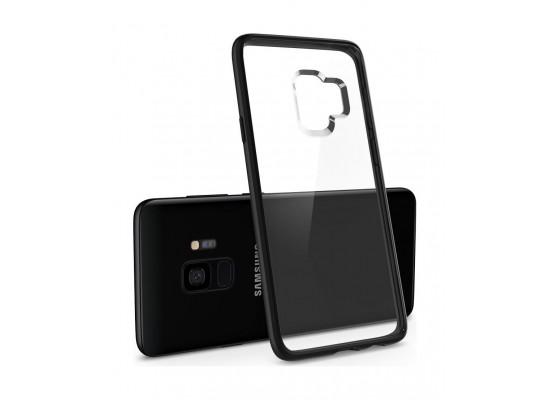 purchase cheap 0df48 f08e7 Spigen Ultra Hybrid Drop Protection for Samsung Galaxy S9 (2018) - Matte  Black