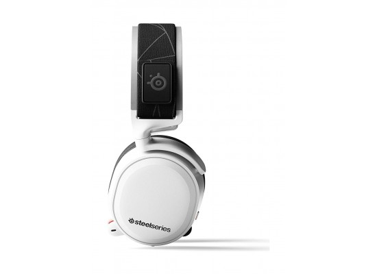 SteelSeries Arctis 7 2019 Edition Wireless Gaming Headset - White 1