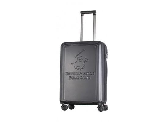 US POLO Paco Hard Trolley Luggage - Medium/Grey