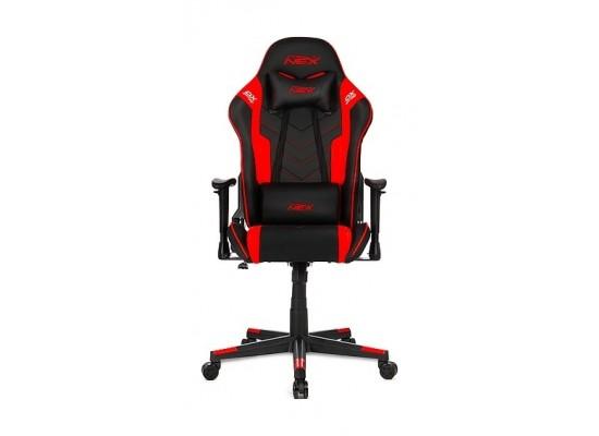 DXRacer NEX Gaming Chair - Black/Red