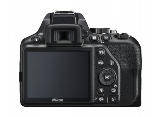 Nikon D3500 DSLR Camera With 18-55mm Lens - Black