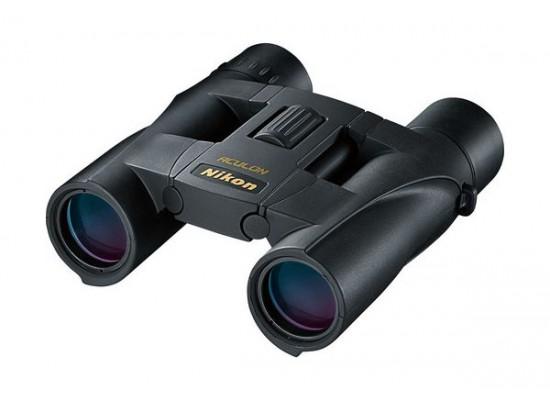 Nikon Aculon A30 10x25  Binocular - Black