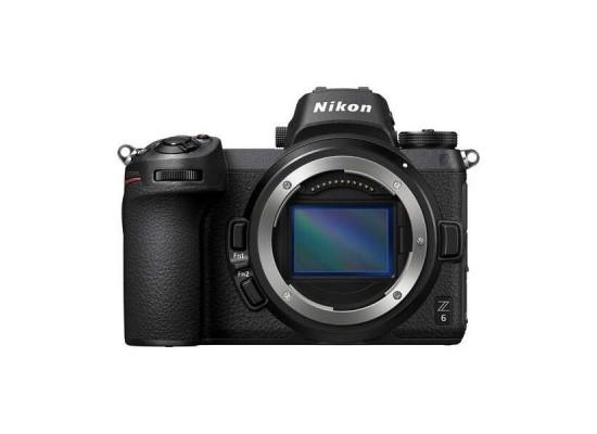 Nikon Z 6 Mirrorless Digital Camera (Body Only) - Black