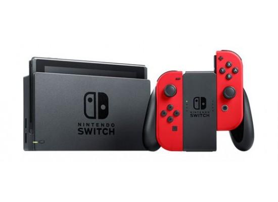 Nintendo Switch Console + Super Mario Odyssey
