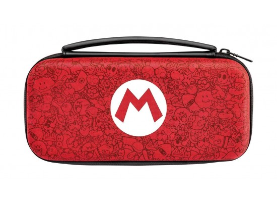 PDP Nintendo Switch Deluxe Travel Case Mario Remix Edition