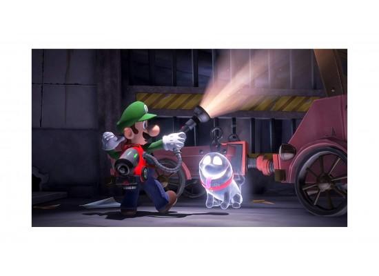 Luigi's Mansion 3 - Nintendo Switch  Game