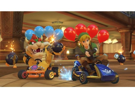 Nintendo Switch Mario Kart 8 Limited Edition Console Bundle