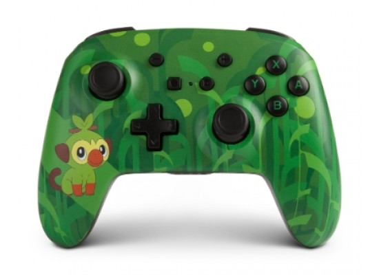 Nintendo Switch PowerA Enhanced Wireless Controller – Pokemon Grookey