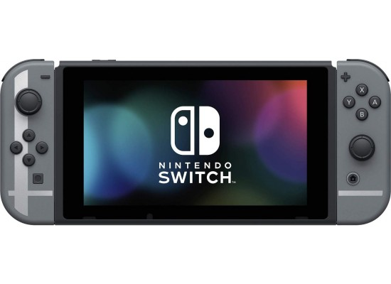 Nintendo Switch Smash Bros Limited Edition Console Bundle