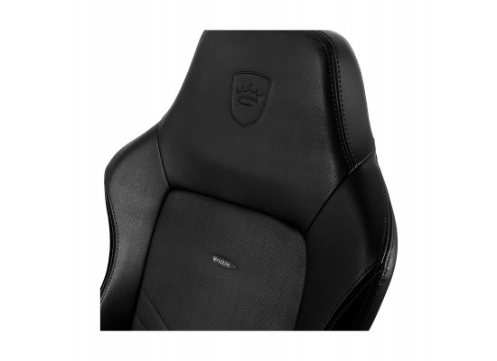 Nobelchairs Hero Series C-Line Gaming Chair - Black