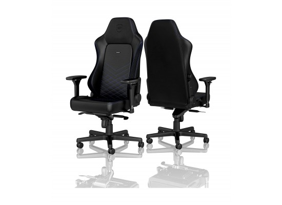 Nobelchairs Hero Series C-Line Gaming Chair - Black/Blue