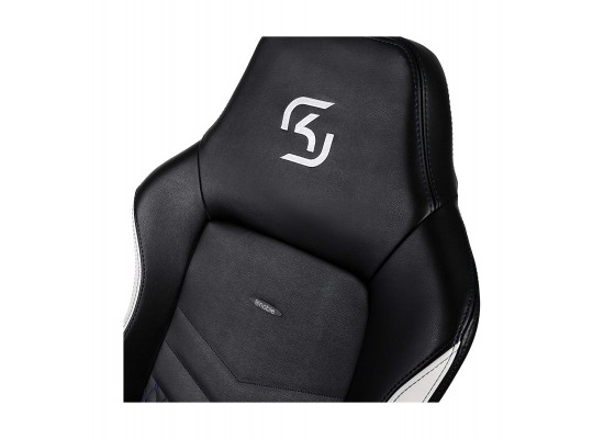 Nobelchairs Hero Series C-Line Gaming Chair - Black/Blue/White