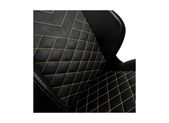 Nobelchairs Hero Series C-Line Gaming Chair - Black/Gold