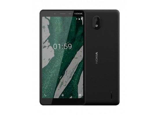 Nokia 1 Plus 8GB Dual Sim Phone - Black