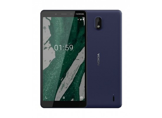 Nokia 1 Plus 8GB Dual Sim Phone - Blue
