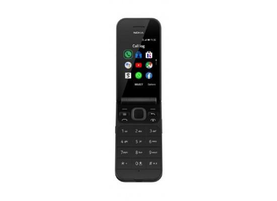 Nokia 2720 Flip 4GB Phone - Black