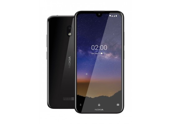 Nokia 2.2 16GB Phone - Black