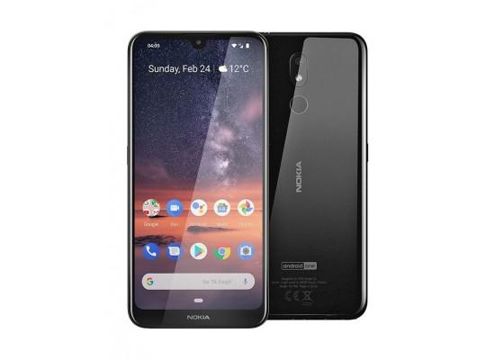Nokia 3.2 64GB Dual Sim Phone - Black