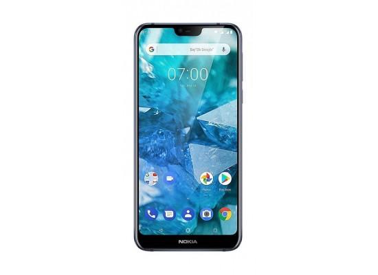Nokia 7.1 32GB Phone - Blue 2