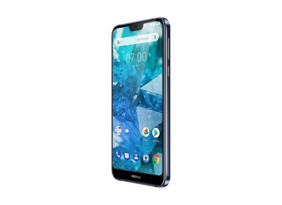 Nokia 7.1 64GB Phone - Blue