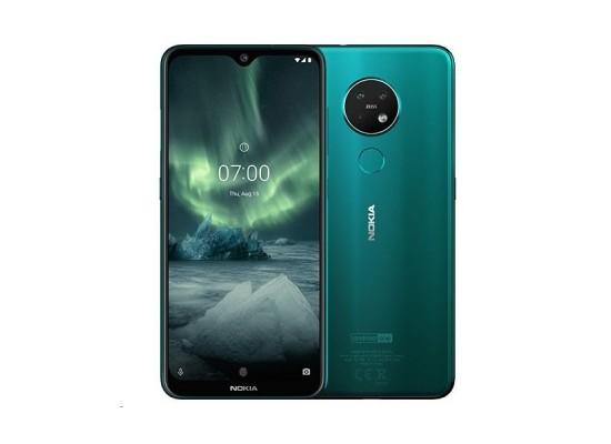 Nokia 7.2 128GB Phone - Green