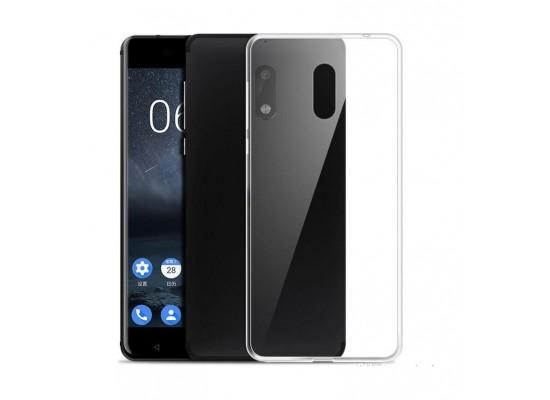 sale retailer c2313 5c368 Nokia 3.1 Back Case (HPC-CCN37960) - Clear