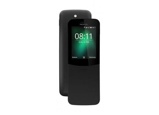 Nokia 8110 4G 4GB Phone - Black