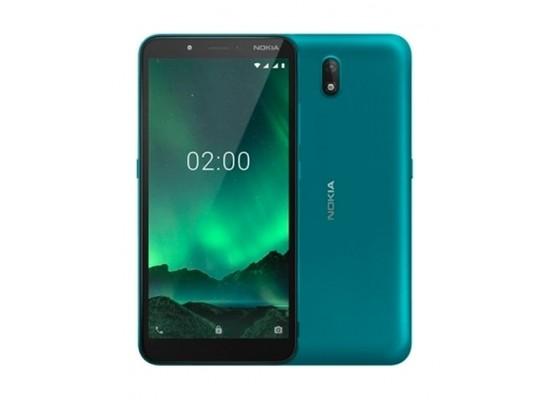 Nokia C2 16GB Phone - Green