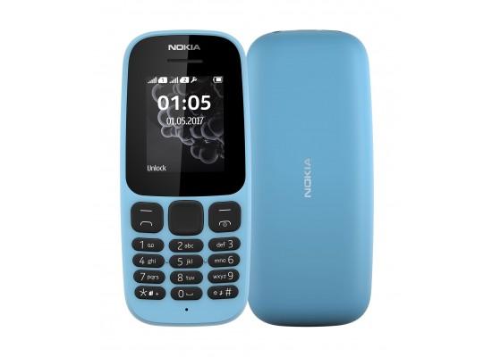 Nokia 105 – 2017 Model – Blue