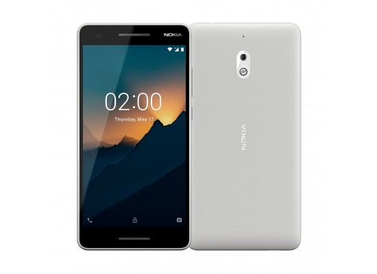 Nokia 2 1 8GB Phone - Grey, Silver