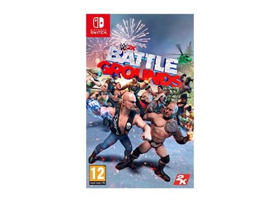WWE 2K Battlegrounds Nintendo Switch Game in Kuwait | Buy Online – Xcite