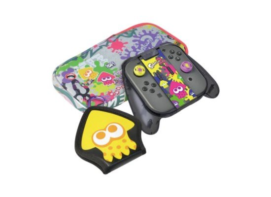 Hori Splatoon 2 Deluxe Splat Pack for Nintendo Switch in Kuwait | Buy Online – Xcite
